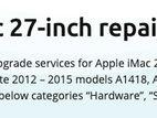 Apple Lab is the iMac repair specialist