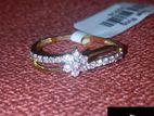 Diamond Ladies Finger Ring Exclusive Discount 43% Off