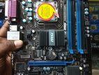 Like New MSI G41M-P33 Combo LGA 775 Intel