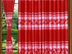 Red curtain code-P-05
