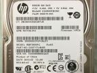Server SAS 600 GB Hard Disk HP Brand