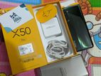 Realme X50 5G pro,with full box (Used)