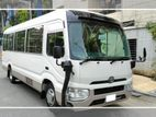 A/C Bus Daily Basis Rent