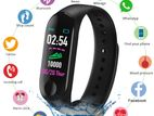 M3 Smart Watch Fitness Tracker Heart Rate Monitor Blood Pressure