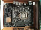 Asus H110M-E DDR4 intel 6th/7th supported