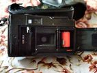 Old model camera