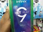 Infinix Hit 9 play 4/64 (New)