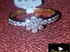Diamond Ladies Finger Ring Exclusive