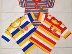 Boys strip t-shirt ( wholesale)