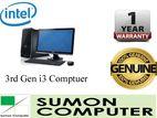 i3 3rd Gen+Gigabyte+17 Monitor Offer