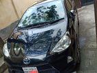 Toyota Aqua G_Black 2012