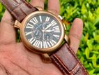 Exclusive PIERRE CARDIN Chronograph Men's Watch