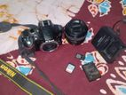 D3200 Digital SLR Camera+Lens YongNuo YN 50mm F1.8 for Nikon Mount