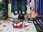 cricket kits sob eksathe bikri hobe