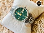 EXCLUSIVE SEIKO 5 GREEN DIAL Automatic Watch