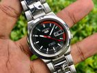Exclusive SEIKO 5 SPEED RACER Automatic Men's Watch