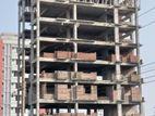 Structure ready 1270sft Aftabnagar E block@12th Installment