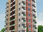 Almost Ready 1900sft Flat at Joydebpur