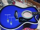 (Code: QA86) volume controller system acoustic guitar