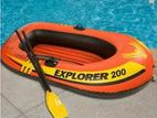 Intex 200 Rubber Boat 2-Person