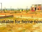 100% Ready Plot=03 Katha South Face_Beside Uttara 10