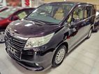 Toyota Noah Hybrid Ready Stock 2014
