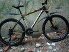 Brand new looking aluminum body Phoenix gear cycle(সাইকেল)