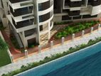 Lake view side Condominium 1300Sft@Aftabnagar