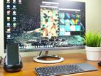 "Asus 24"" Monitor & Core i3 নতুন 500GB \ 4GB Graphics Desktop"
