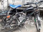 Bicycle with Engine 50 cc