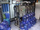 20 Litter Automatic Jar Water & Battery Production Plant 4500GPD