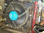 MSI b250m pro 7th gen 2400bus motherboard