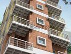 1105 Sft (3 Beds) Apartment/Flat Sale @ E-Block,Upasahar, Sylhet