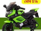 latest model mini charging motorcycle for children
