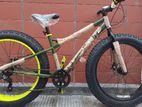 নতুন FAT Bike এটা মেঘনা গ্রুপের বাইক