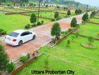 A377 সাউদার্ন ব্লক= 2.5 কাঠা প্লট 100% রেডি_South Face_Near Uttara 10