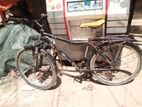 Full fresh bicycle