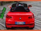 বাচ্চাদের অরিজিনাল BMW rechargeable Ride on Car