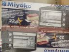 miyako toasteroven 22RC