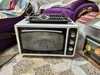 ASEL AF0124 Grill Electric Oven - 40Ltr