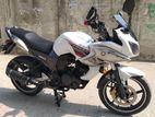 Yamaha Fazer White 2013