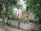 7.5 katha land at Banani South face Corner