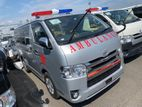 Toyota Hiace Ambulance Super GL 2015