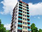Beautiful Design 1200 sft Flat sale@Shugondha Housing