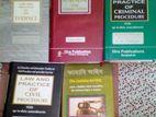 Law and practice of criminal, civil procedure