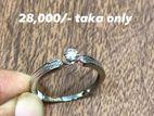 Diamond Ring(Upto 49% discount)