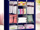 ব্যাচেলর/ছোট ফ্যামিলি জন্য@Portable Wardrobe 3 layer Almari