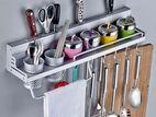 Aluminium kitchen Rack