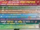class 8 Test paper all subjects.