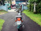 Loncin motorbike 2010